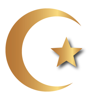 Islamic Moon & Star image for article on Friendship Award