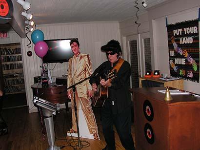 03/13/13 Elvis Fundraiser